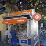 EUROmodul kiosk Duhan