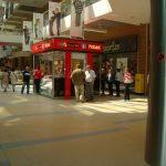 Individualni kiosk za Tisak