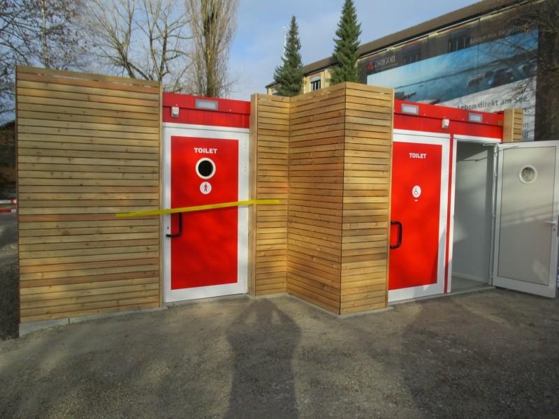 Kontejnerski kompleks javnih toaleta