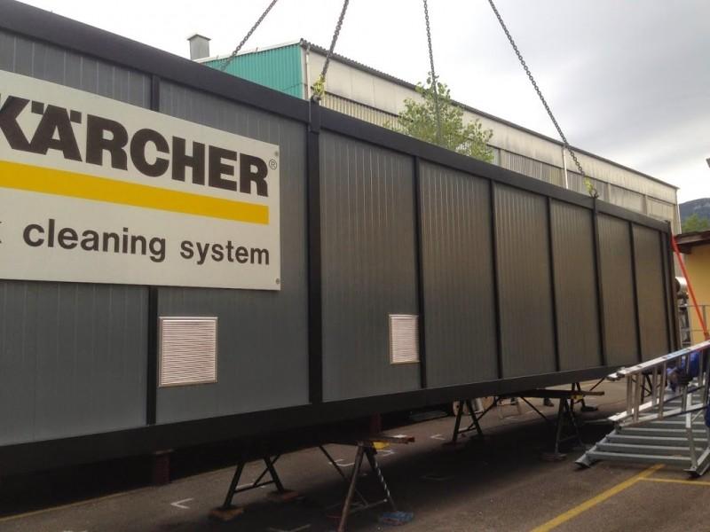 Tehnički kontejneri za kompresore visokog pritiska