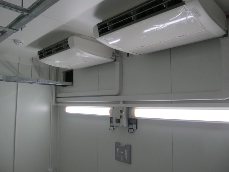 Telekomunikacijski klimatizovani kontejneri
