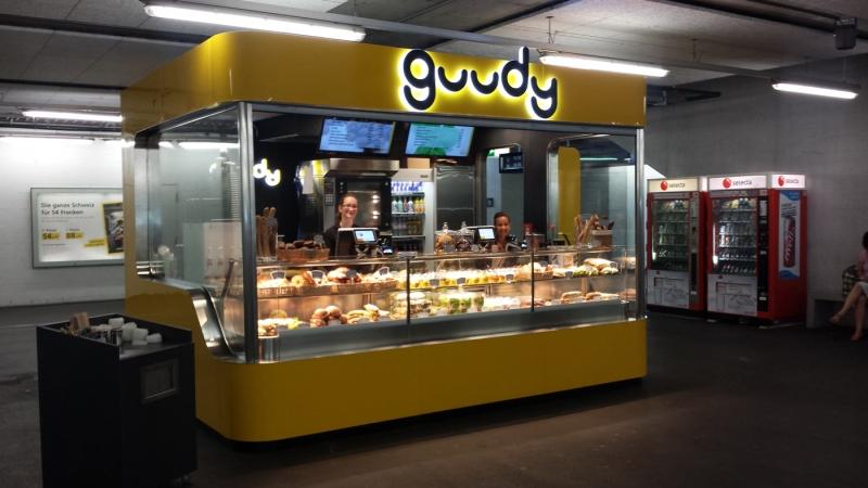 prototype fast food kiosk