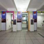 Automatske sanitarne kabine