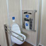 Javni toaleti sa vakum sistemom