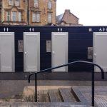 Klasični javni toalet po zahtevu kupca