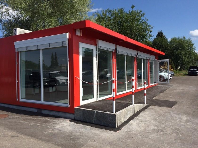 Montažni objekat - Auto salon