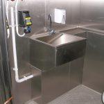 Inox sanitarija