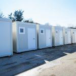 Montažni objekat za izbeglice