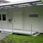 Montažni objekat za bolnicu