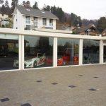 Prefabrikovani kompleks za prodaju vozila