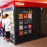Custom made kiosk