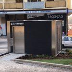 Automatska javna sanitarija
