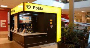 Kiosk za Poštu