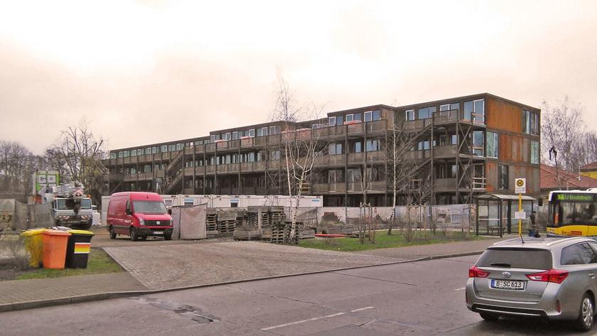 EUROmodul hotel za studente u Berlinu