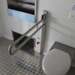 Javni toaleti sa vakuum sistemom