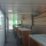 EUROmodul kafe & bar kontejneri