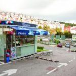 EUROmodul kiosk - Drive IN