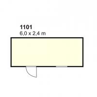 Stambeni kontejner 1101