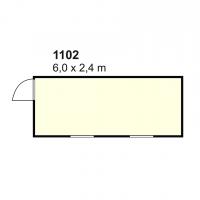 Stambeni kontejner 1102