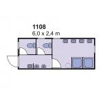 Sanitarni kontejner 1108