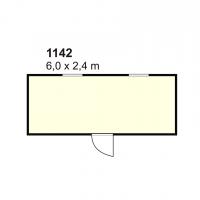 Stambeni kontejner 1142