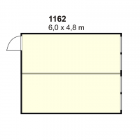 Stambeni kontejner 1162