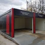 EUROmodul dupla garaža GAMONT