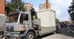 Telekomunikacioni kontejneri za VIP