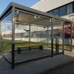 EUROmodul kabina za pušenje