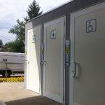 EUROmodul javni toalet 704