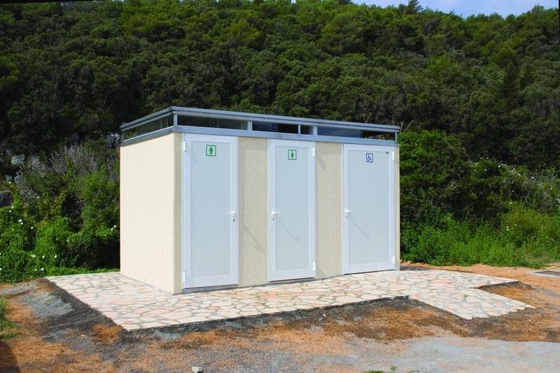 EUROmodul javni toalet 701