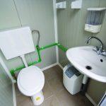 EUROmodul toalet