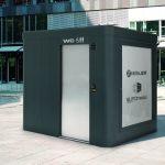 EUROmodul javni toalet 703